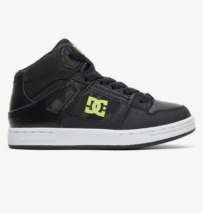 Pure High SE - High-Top Shoes for Boys 8-16  ADBS100244