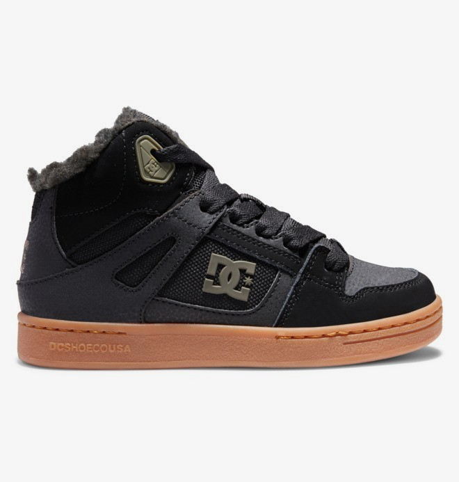Pure High WNT - Winter High-Top Boots for Boys  ADBS100245