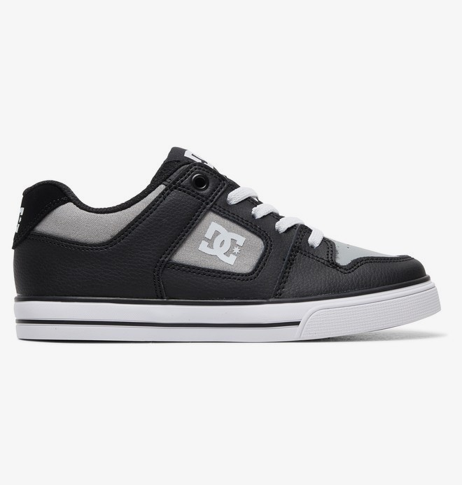 0 Pure Elastic - Zapatillas para Chicos Negro ADBS300256 DC Shoes