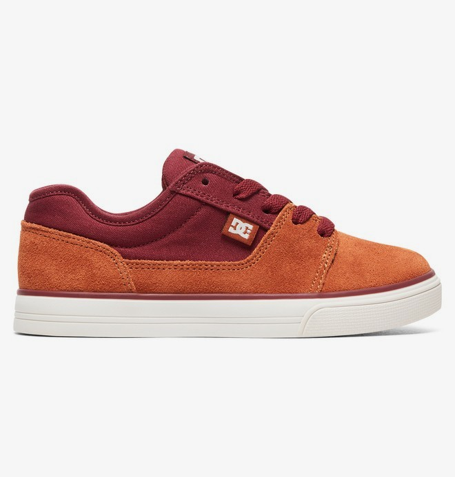 0 Tonik - Baskets pour garçon Rouge ADBS300262 DC Shoes
