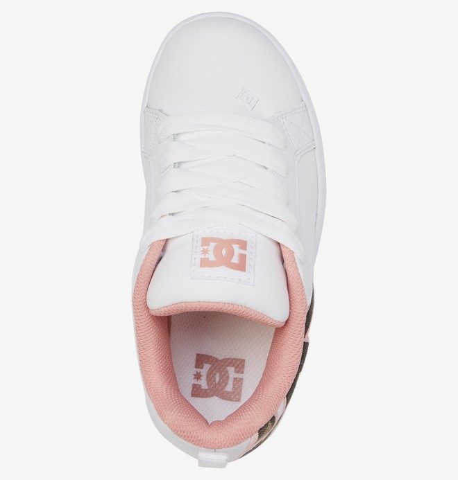 Court Graffik SE - Leather Shoes  ADGS100073