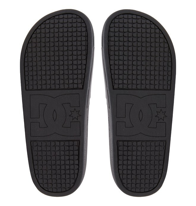 DC Slides - Platform Slides for Women  ADJL100026