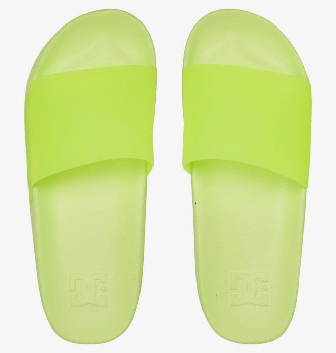 DC Slides - Platform Slides for Women  ADJL100026