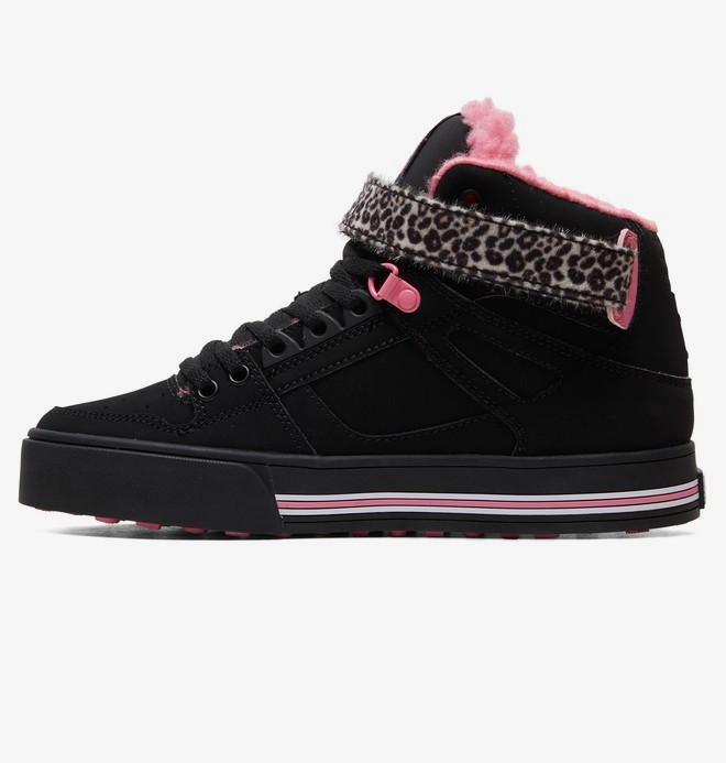 Pure Hi WNT - High-Top Winterised Shoes for Women  ADJS100125