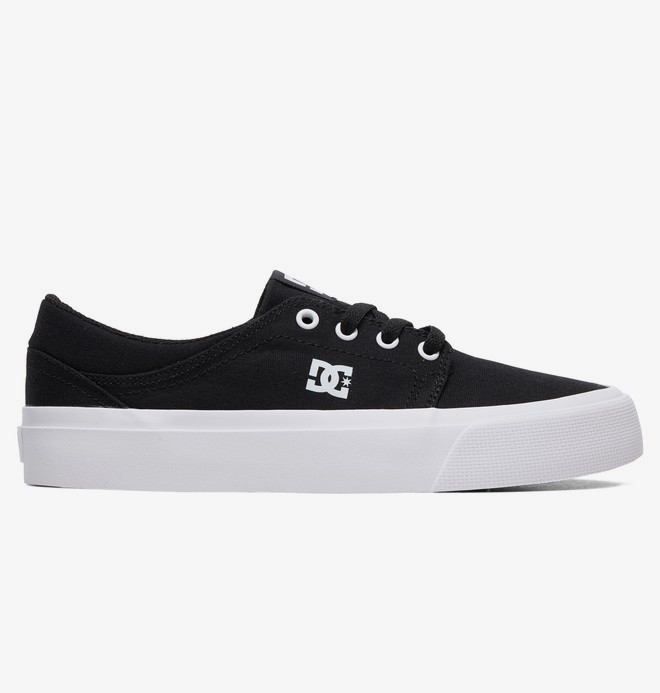 0 Trase TX - Shoes Black ADJS300078 DC Shoes
