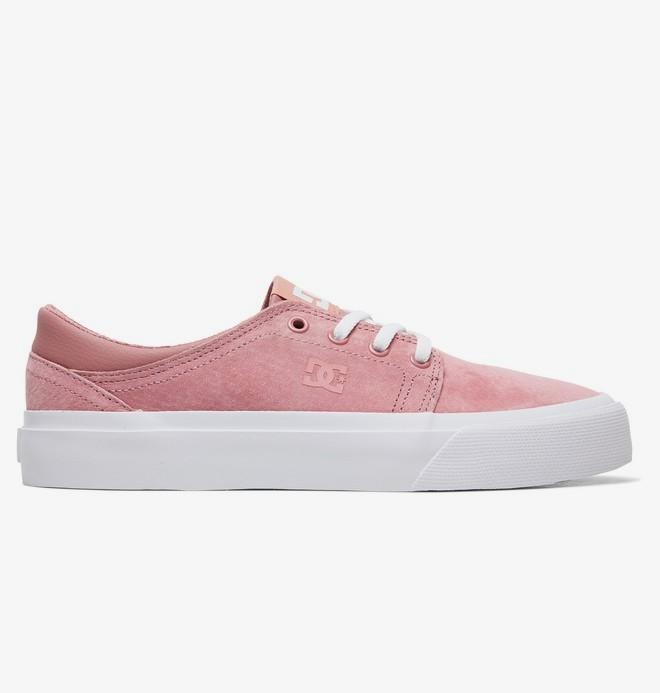 0 Trase SE - Baskets pour Femme Rose ADJS300144 DC Shoes