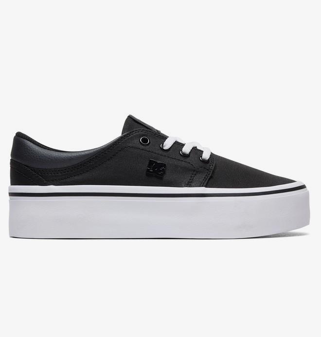 0 Trase Platform TX SE - Zapatillas para Mujer Negro ADJS300196 DC Shoes