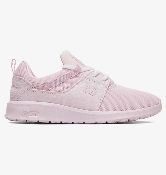 0 Heathrow - Baskets pour Femme Rose ADJS700021 DC Shoes