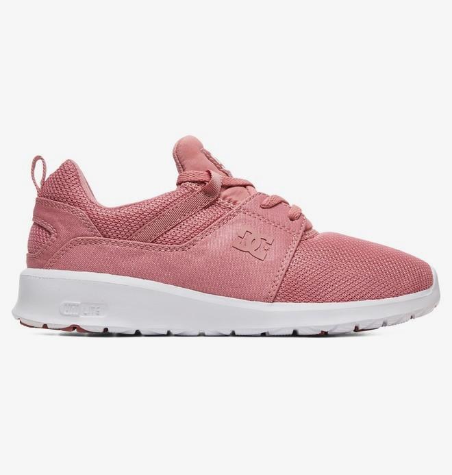 0 Heathrow - Baskets pour Femme Rose ADJS700021 DC Shoes