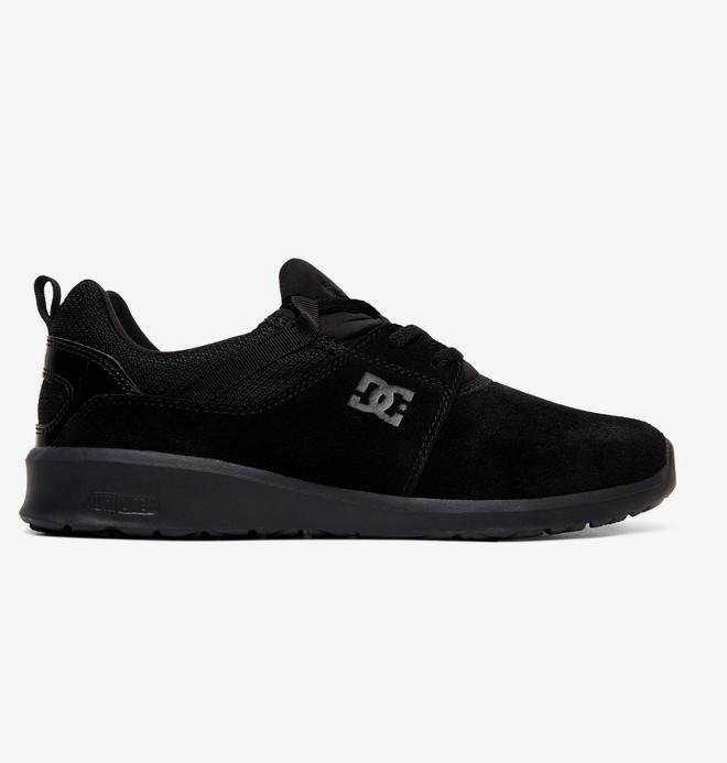 0 Heathrow SE - Zapatos para Mujer Negro ADJS700022 DC Shoes