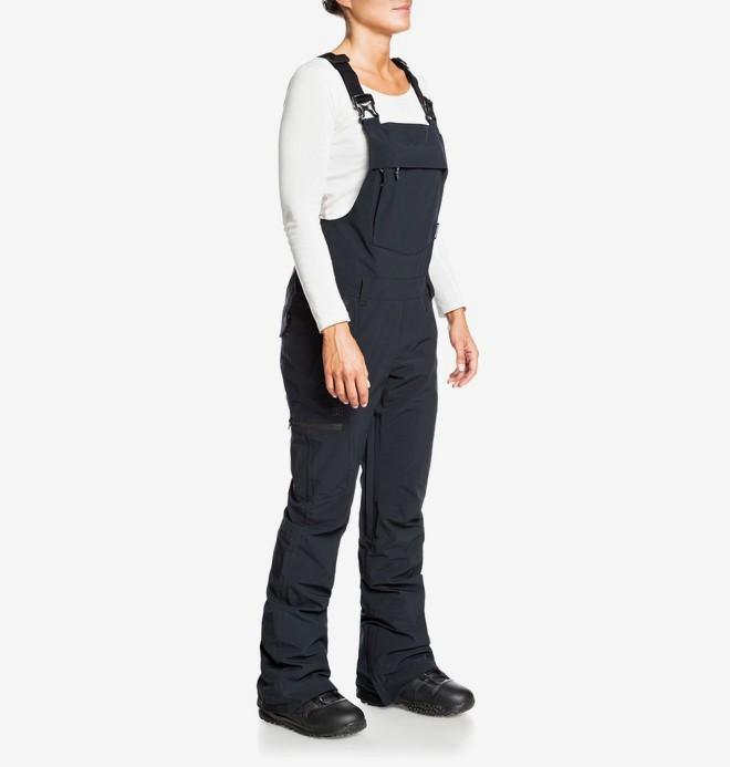Monarch Shell Snowboard Bib Pants for Women  ADJTP03000