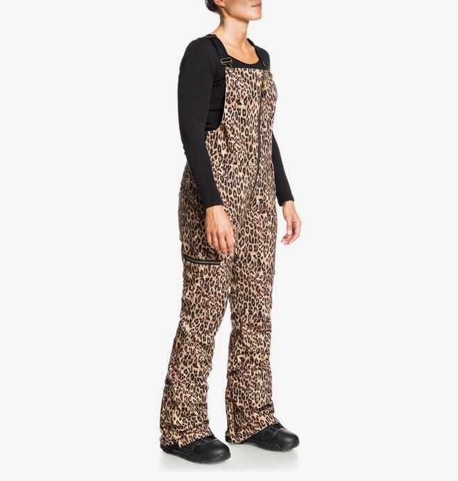 Collective - Softshell Snowboard Bib Pants for Women  ADJTP03004