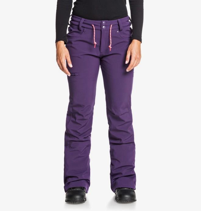 Viva Softshell Snowboard Pants for Women  ADJTP03005