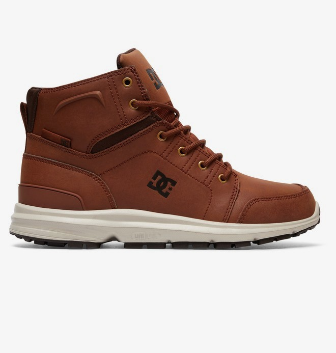 0 Torstein - Lace-Up Boots for Men  ADMB700008 DC Shoes