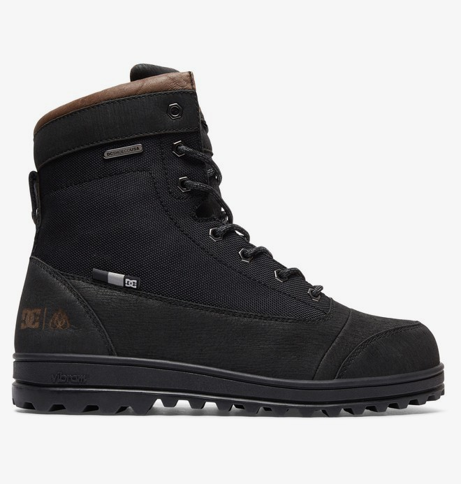 0 Travis - Waterproof Boots for Men  ADMB700012 DC Shoes