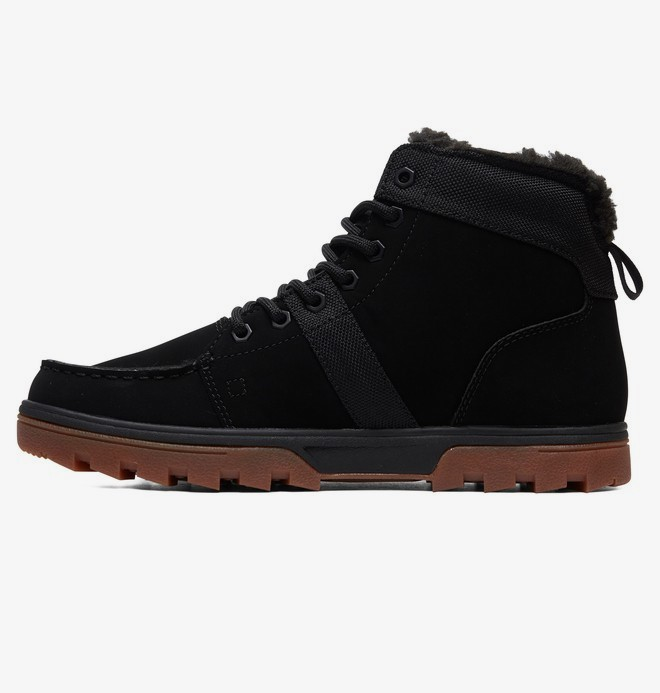 Woodland - Sherpa-Lined Winter Boots for Men  ADYB700027