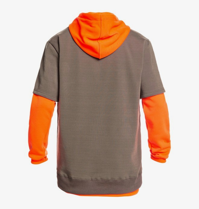 Dryden - Technical Double-Layer Hoodie for Men  ADYFT03229