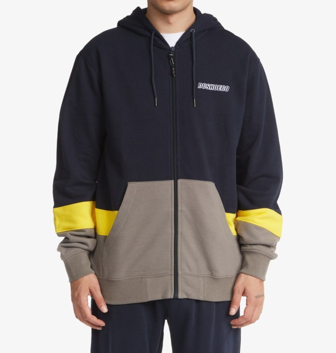 Downing - Zip-Up Hoodie for Men  ADYFT03321