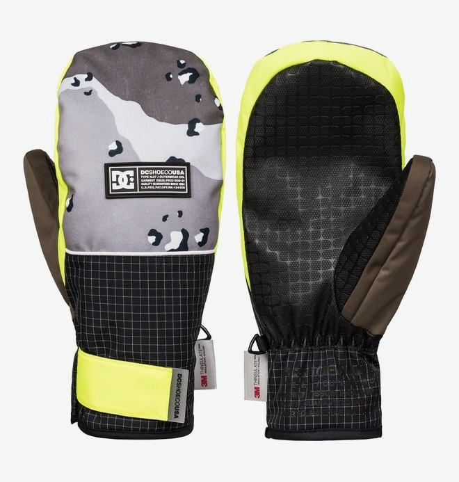 Franchise - Snowboard/Ski Mittens for Men  ADYHN03001