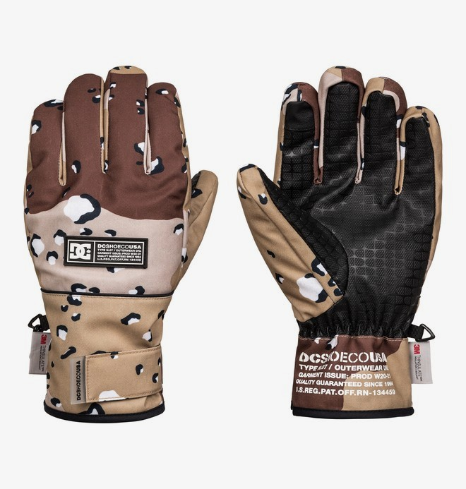 Franchise - Snowboard/Ski Gloves for Men  ADYHN03004