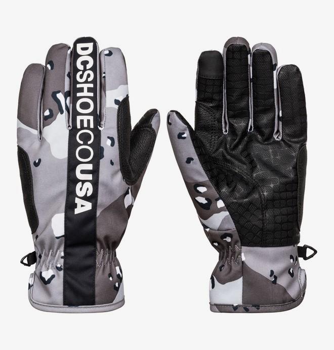 Salute - Snowboard/Ski Gloves for Men  ADYHN03006