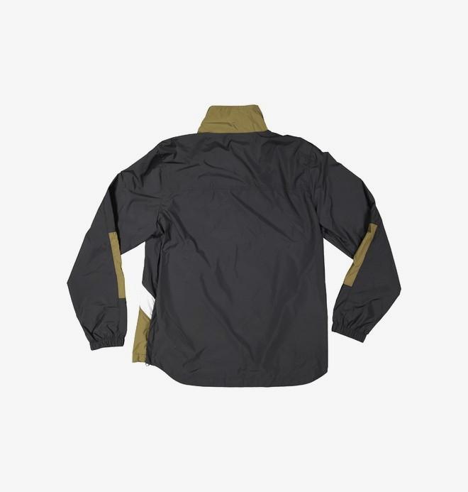On The Block - Water-Resistant Half-Zip Anorak for Men  ADYJK03064
