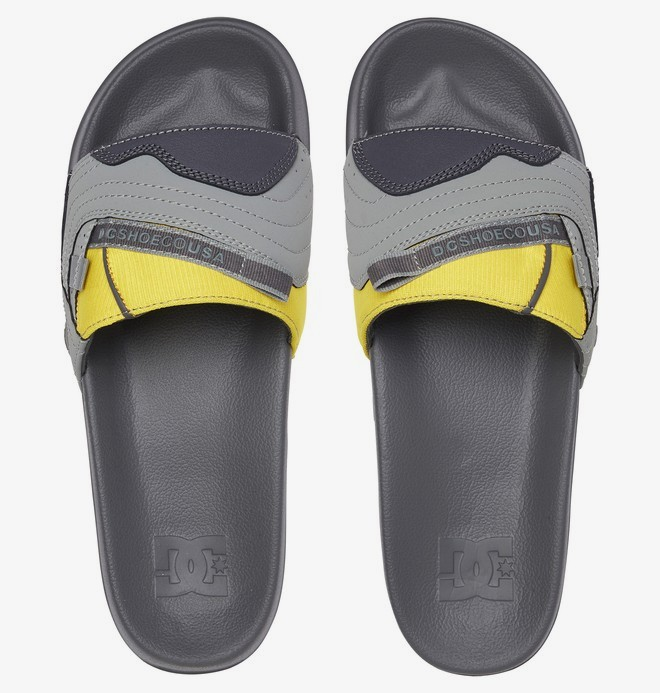 Williams Slides - Leather Slides for Men  ADYL100045