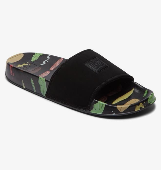 DC x Bobs Burgers - Slider Sandals  ADYL100073