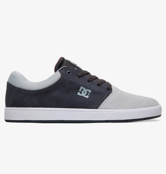 0 Crisis - Shoes Grey ADYS100029 DC Shoes