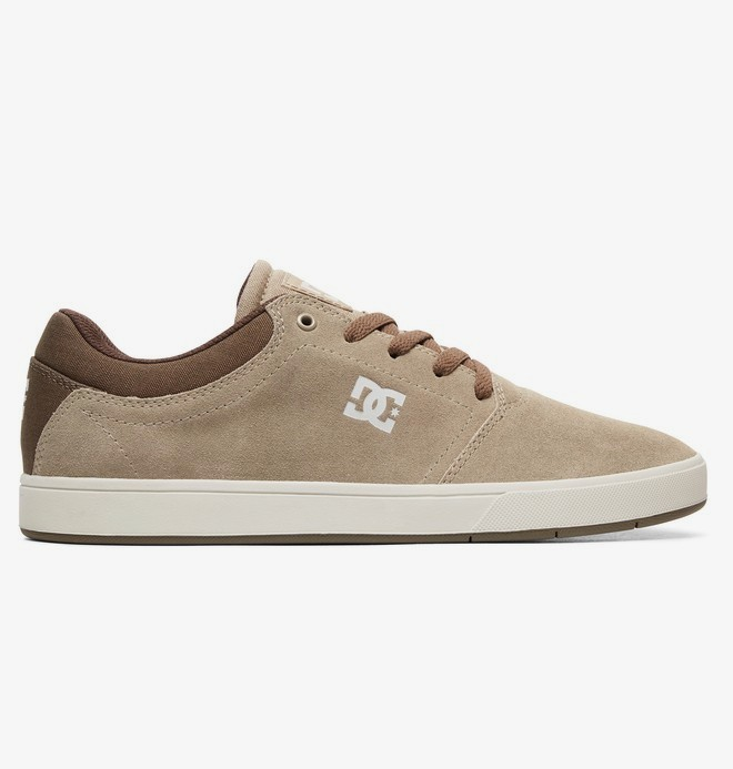 0 Crisis - Shoes Brown ADYS100029 DC Shoes