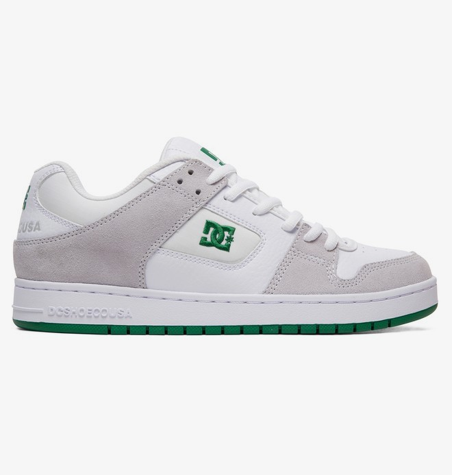 0 Manteca - Baskets pour Homme Blanc ADYS100177 DC Shoes