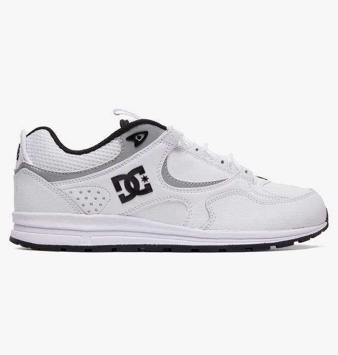 0 Kalis Lite SE - Leather Shoes for Men White ADYS100382 DC Shoes