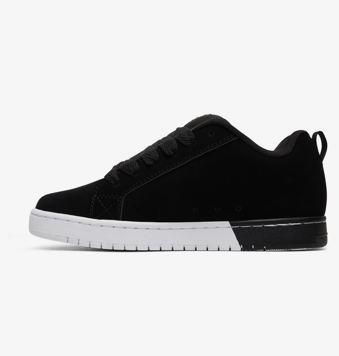 Court Graffik - Leather Shoes for Men ADYS100442