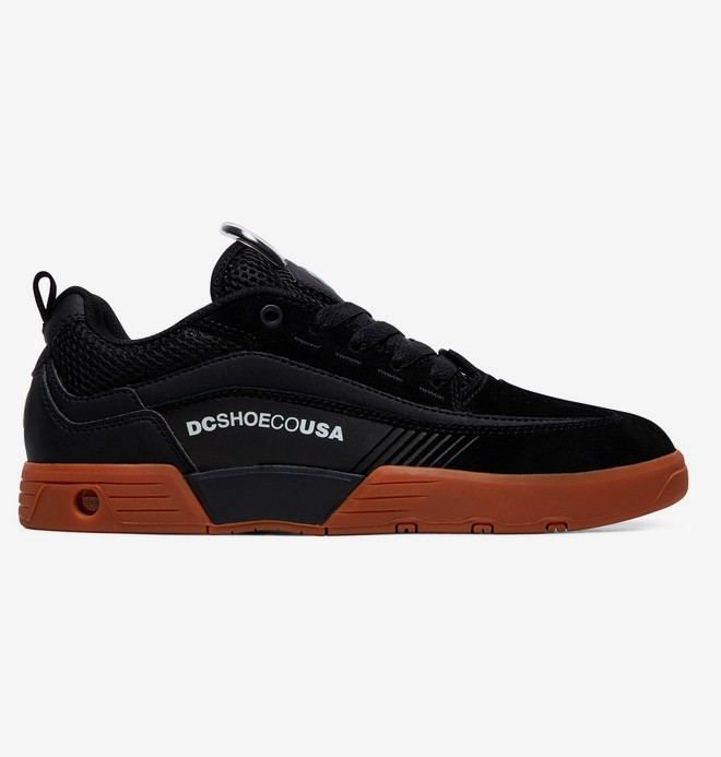 0 Legacy 98 Slim - Scarpe da Uomo Black ADYS100445 DC Shoes