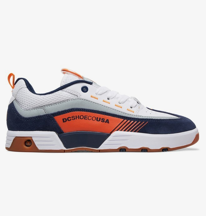 0 Legacy 98 Slim - Zapatos para Hombre Azul ADYS100445 DC Shoes
