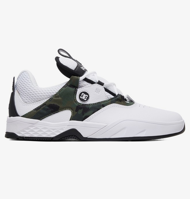 0 Kalis S - Baskets pour Homme Blanc ADYS100470 DC Shoes