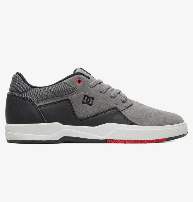 0 Barksdale - Shoes Grey ADYS100472 DC Shoes