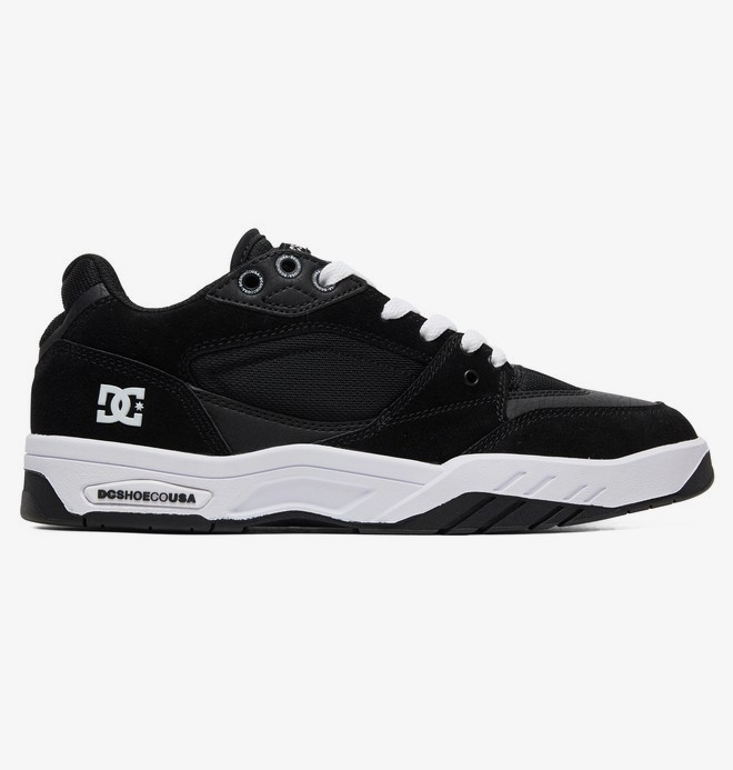 0 Maswell - Zapatillas para Hombre Negro ADYS100473 DC Shoes