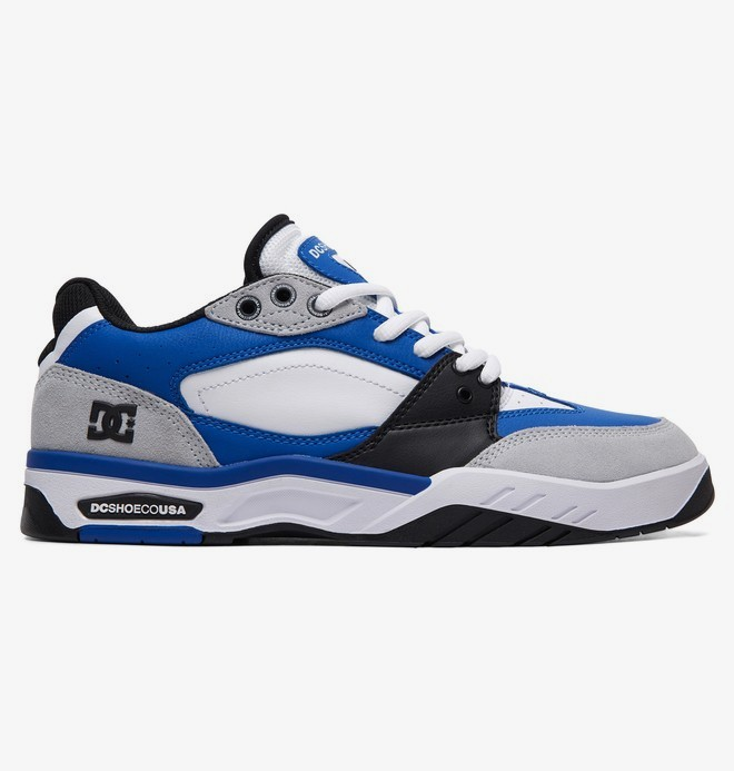 0 Maswell - Shoes Blue ADYS100473 DC Shoes