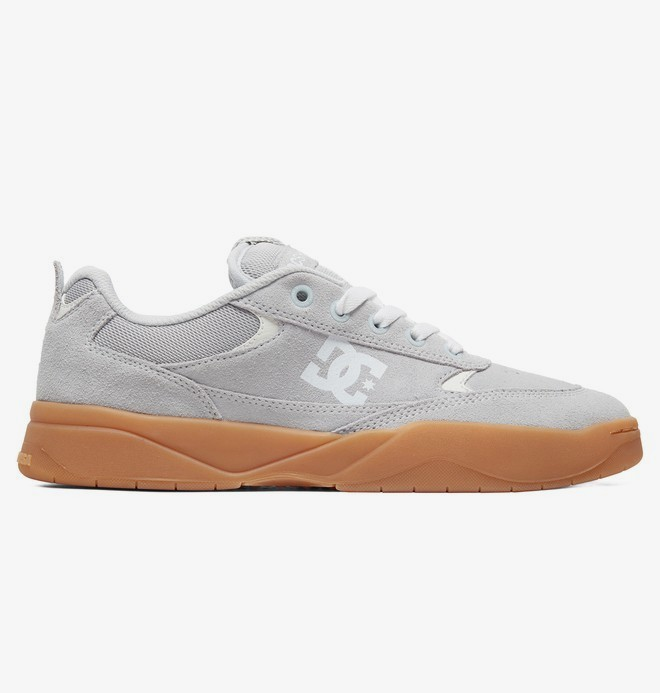 0 Penza - Shoes Gray ADYS100509 DC Shoes