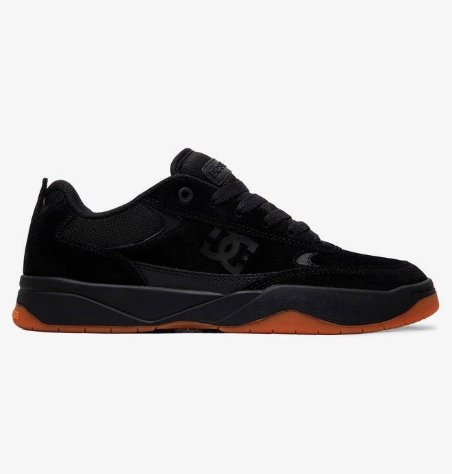 0 Penza - Shoes Black ADYS100509 DC Shoes