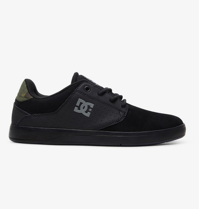 0 Plaza TC SE - Shoes Black ADYS100511 DC Shoes