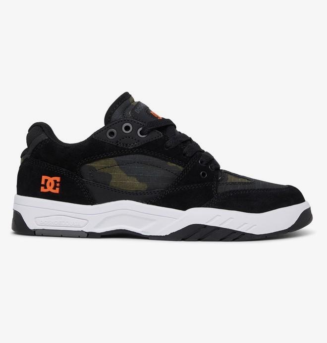 0 Maswell SE - Chaussures en cuir pour Homme Noir ADYS100524 DC Shoes