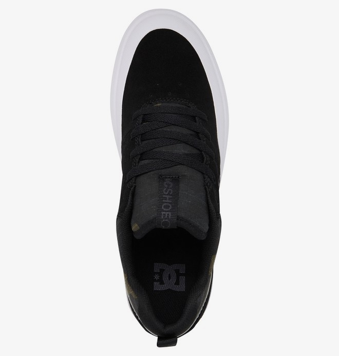 DC Infinite SE - Leather Shoes  ADYS100558