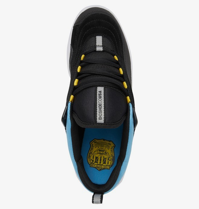 Williams Slim S - Leather Skate Shoes  ADYS100573