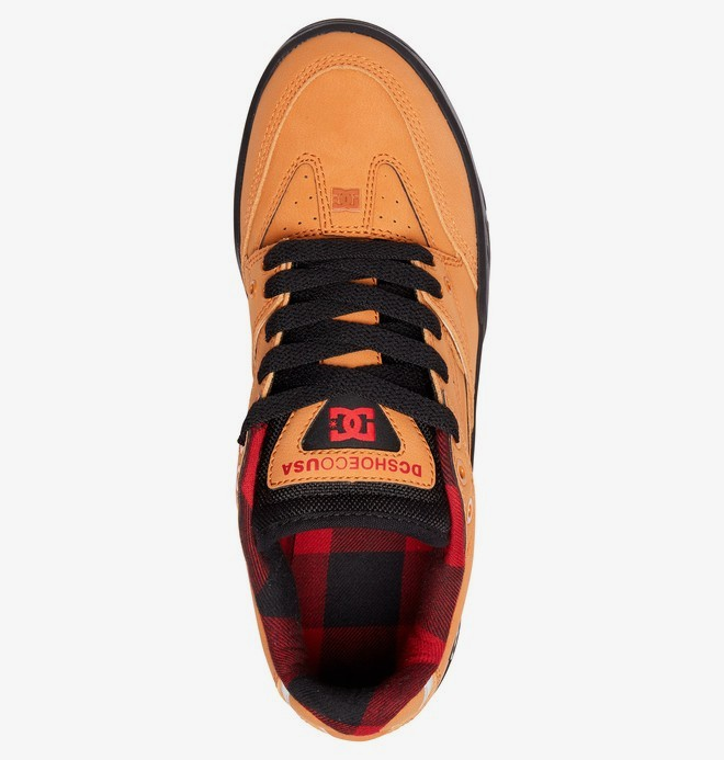 Maswell WNT - Winterised Leather Shoes  ADYS100581