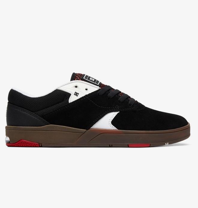 0 Tiago S - Chaussures de skate pour Homme Noir ADYS200068 DC Shoes