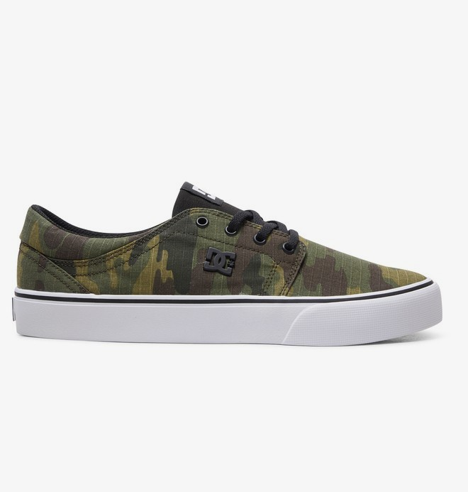 0 Trase TX SE - Baskets pour Homme Gris ADYS300123 DC Shoes