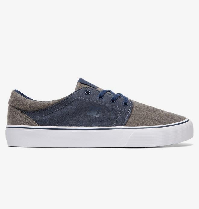 0 Trase TX - Shoes for Men Blue ADYS300123 DC Shoes