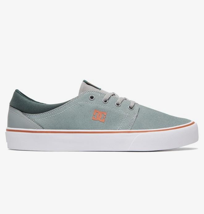 0 Trase SD - Zapatos Verde ADYS300172 DC Shoes